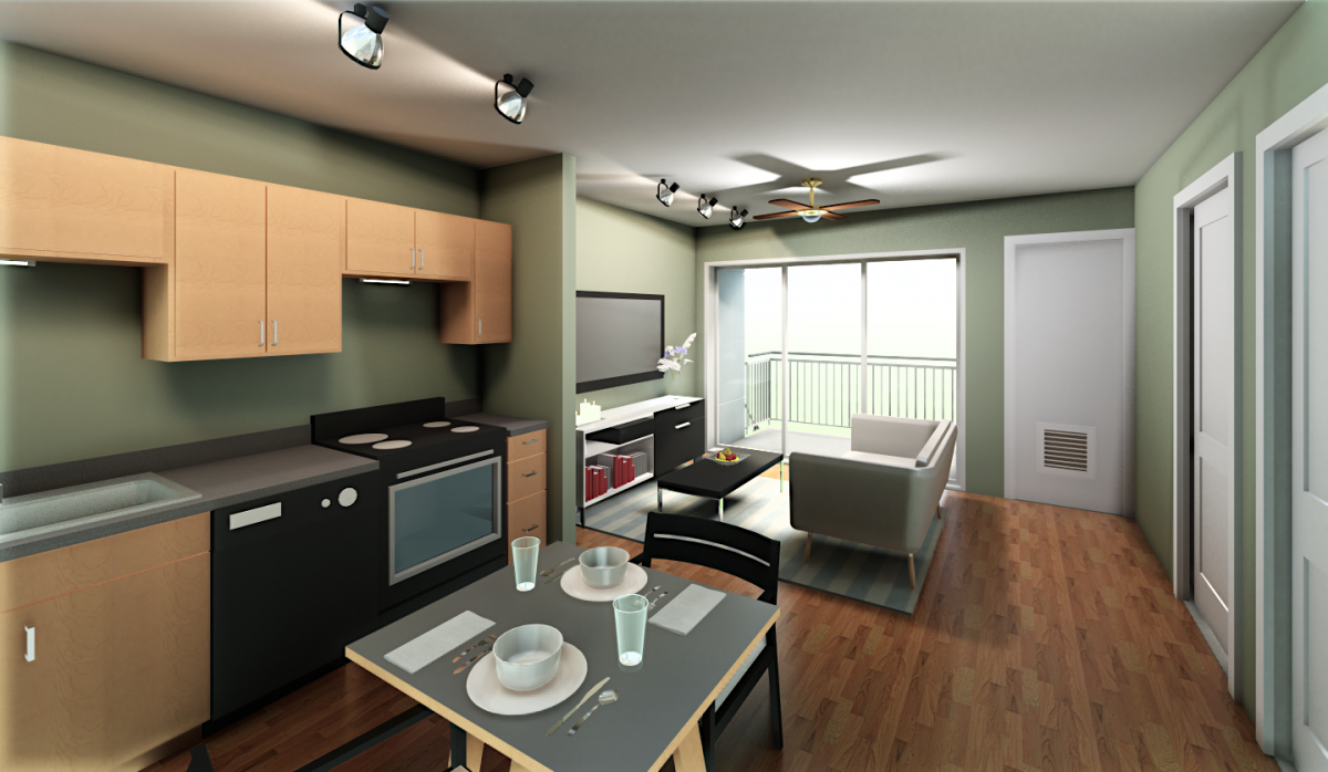 garage-apartments-residential-interior