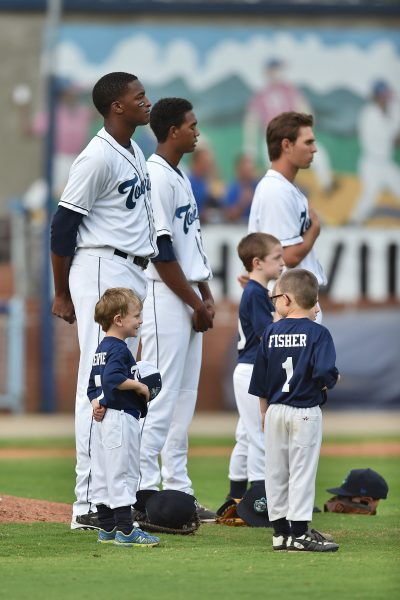 Credit: Tony Farlow for the Asheville Tourists